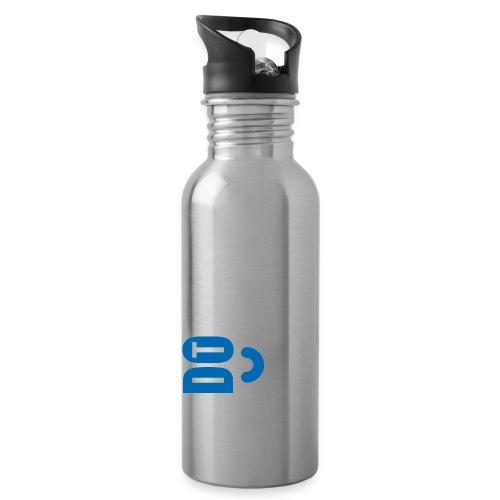 do IT - Drikkeflaske med integreret sugerør