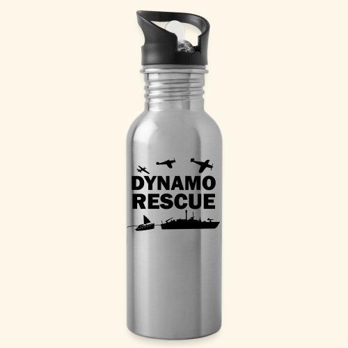 Dynamo Rescue - Gourde avec paille intégrée