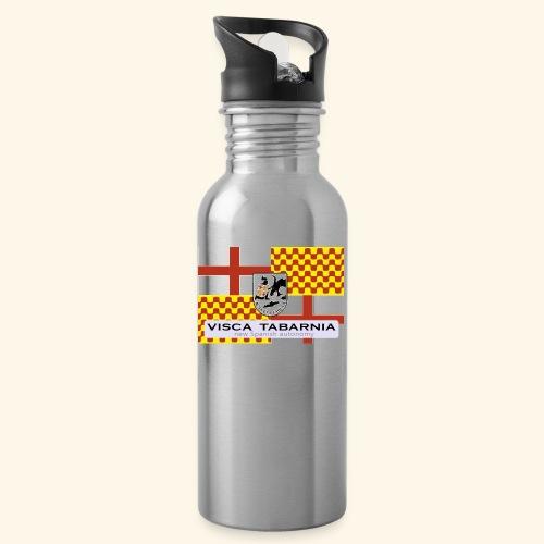 tabarnia01 - Botella cantimplora con pajita integrada