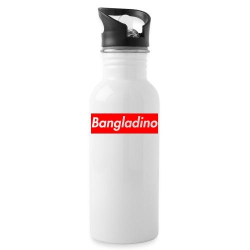 Bangladino - Borraccia con cannuccia integrata