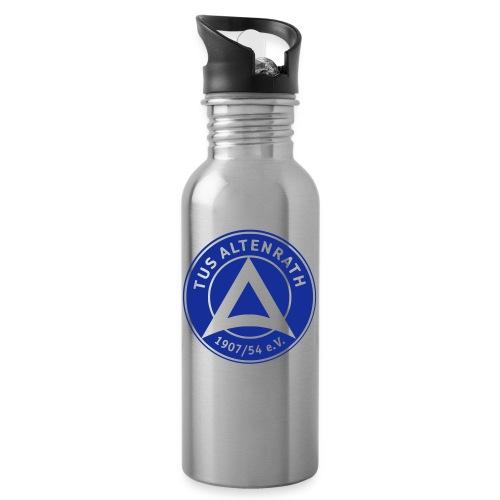 tus2 - Trinkflasche mit integriertem Trinkhalm