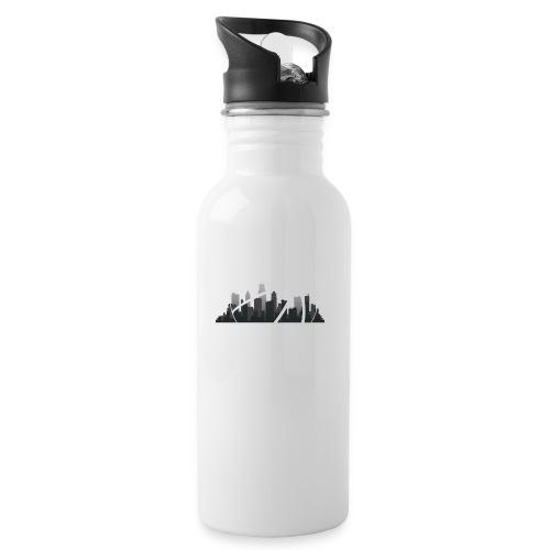 Streetball Skyline - Street basketball - Water Bottle