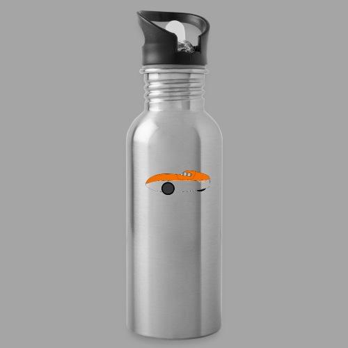 Human Powered WAW - Juomapullo, jossa pilli