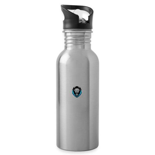 Arxz logo - Drinkfles met geïntegreerd rietje