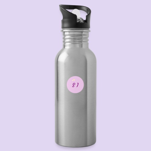 Kids and accessories - Water bottle with straw