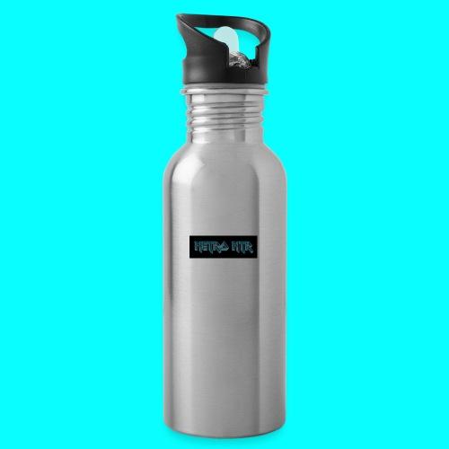 coollogo_com-6222185 - Drinkfles met geïntegreerd rietje