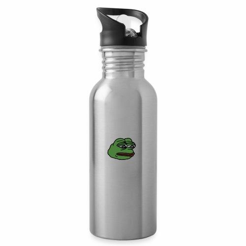 Pepe - Juomapullo, jossa pilli