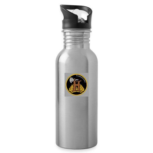 THbutton 32Srgb400 - Juomapullo, jossa pilli