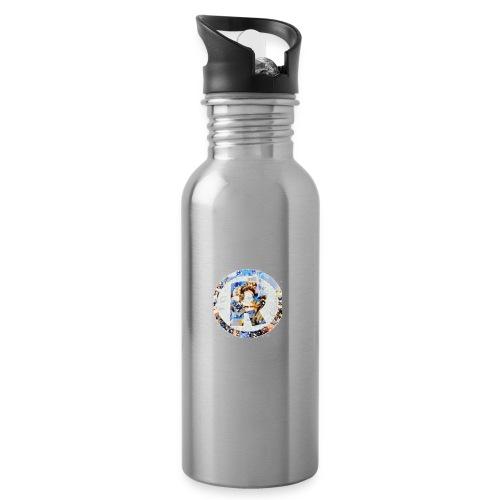 RazeDT design - Juomapullo, jossa pilli