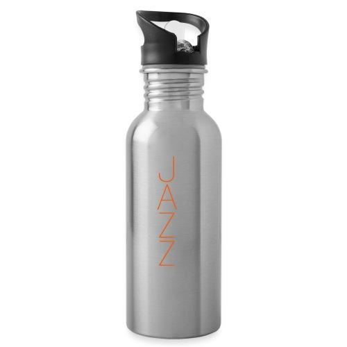Jazz Tree - Botella cantimplora con pajita integrada