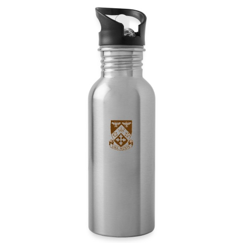 Borough Road College Tee - Water bottle with straw