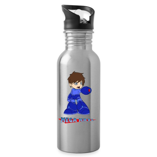 MegaKryl! - Water bottle with straw
