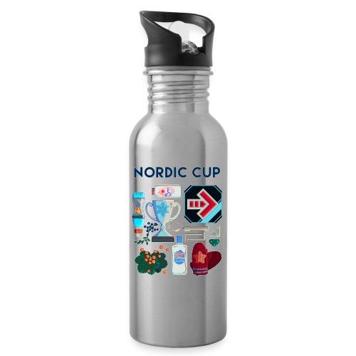 Nordic 2018 - Juomapullo, jossa pilli