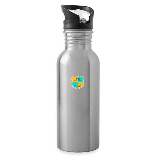 STG Vienna Kickers Logo - Trinkflasche mit integriertem Trinkhalm