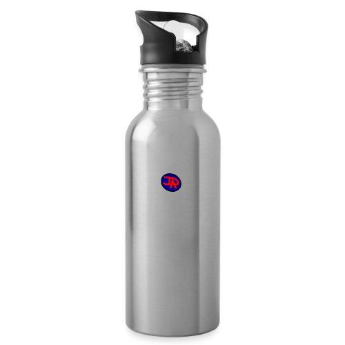 JDAD - Botella cantimplora con pajita integrada