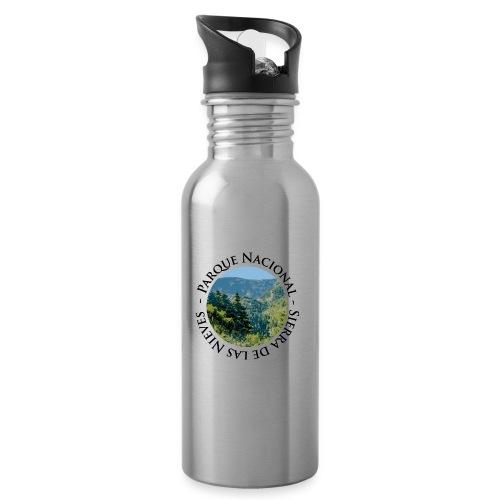 Parque Nacional Sierra de las Nieves - Botella cantimplora con pajita integrada