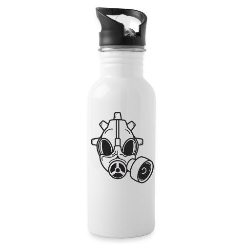 Underground - Water bottle with straw