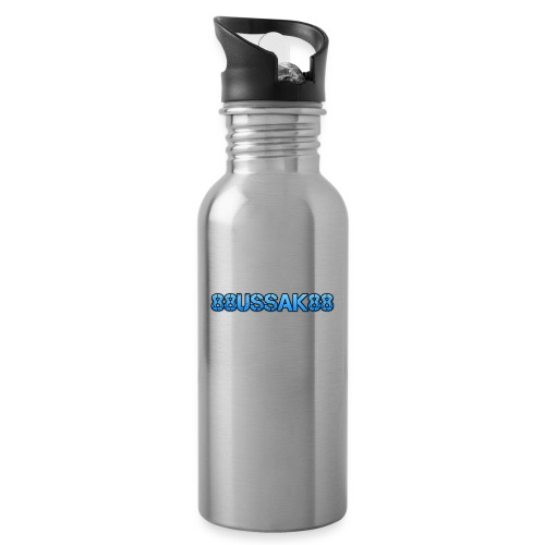 88USSAK88 - Drikkeflaske med integreret sugerør