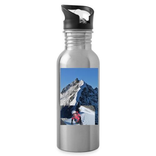 IMG 2477 JPG - Trinkflasche mit integriertem Trinkhalm