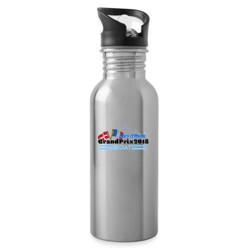 Grand Prix ROAT - Drikkeflaske med integreret sugerør