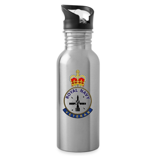 RN Vet ET - Water bottle with straw