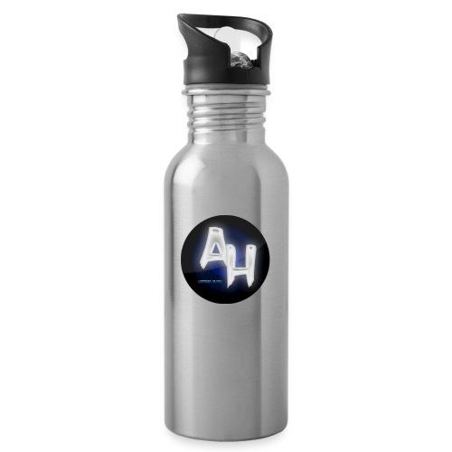 gamel design - Drikkeflaske med integreret sugerør