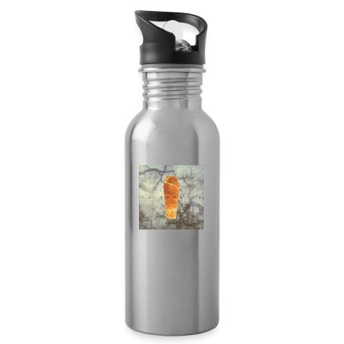 Kultahauta - Water bottle with straw