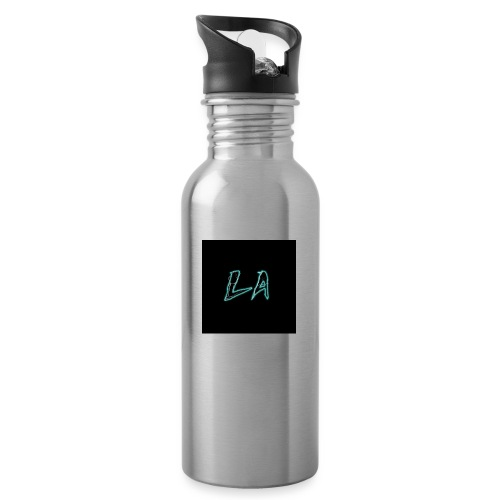 LA 2.P - Water bottle with straw