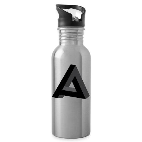 alwaysbblk - Water bottle with straw