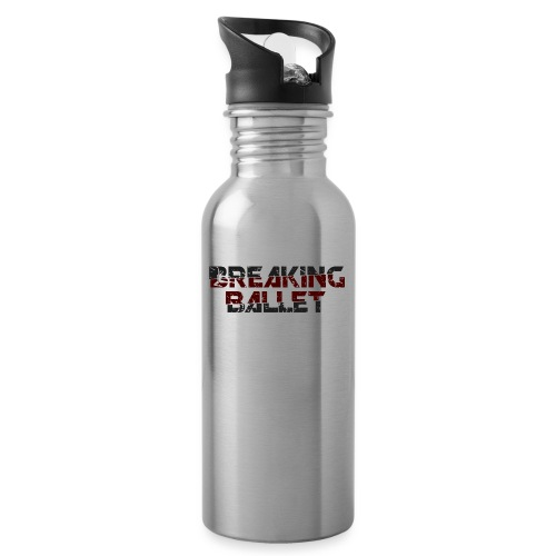 Breaking Ballet Final 300 gif - Water bottle with straw