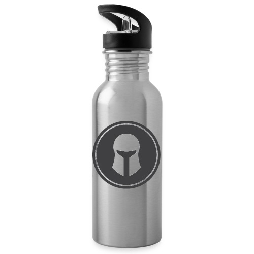 mug - Water bottle with straw