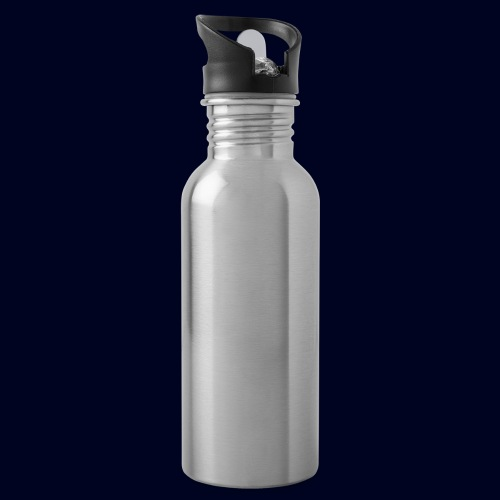 E - Meløyfjæring - Drikkeflaske med integrert sugerør