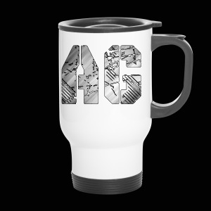 AG logo - Travel Mug