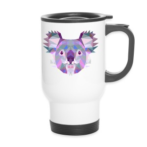 Triangle vector koala - Tazza termica