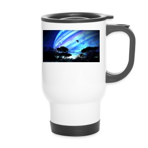 tropical night - Taza termo