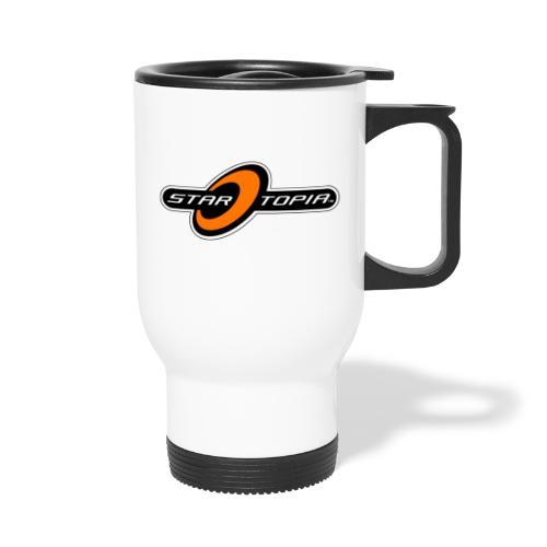 Startopia Logo - Thermal mug with handle
