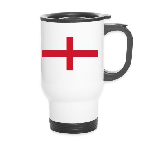 st 20georges 20flag jpg - Travel Mug