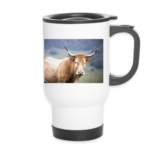 vache 2 jpg - Mug thermos