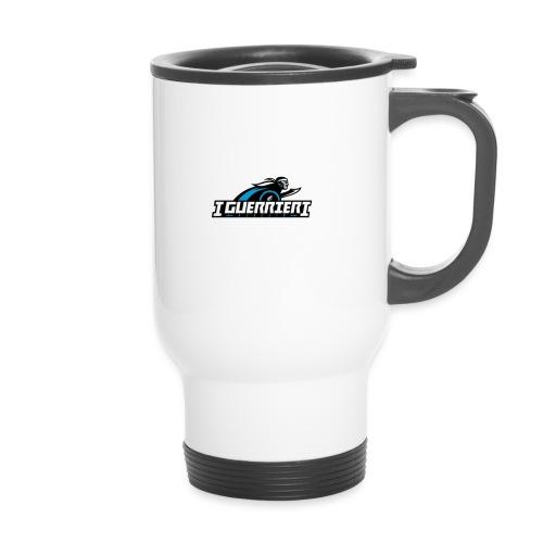logo sans fond i guerrieri png - Mug thermos