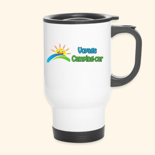 Voyage Camping-Car - Mug thermos