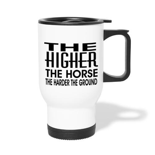 hoch2 - Thermobecher mit Tragegriff
