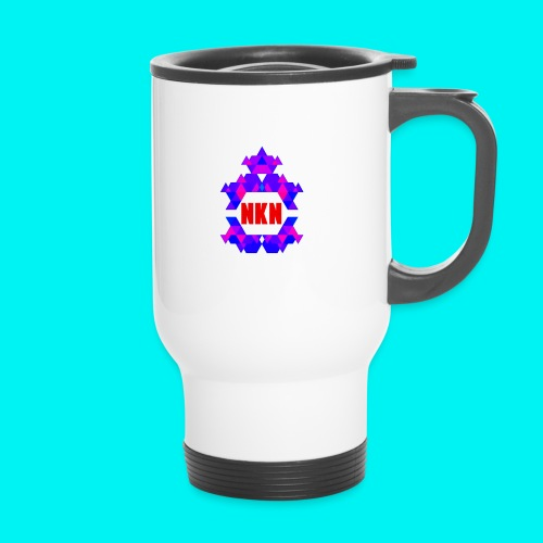 Nebuchadnezzar the ping - Thermal mug with handle