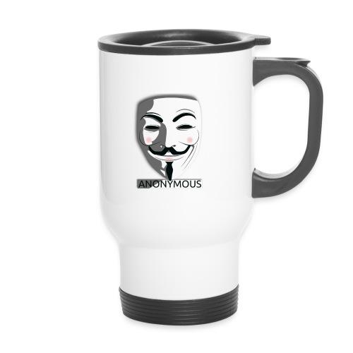 Anonymous - Thermal mug with handle