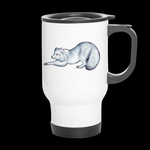 Arctic Fox - Travel Mug