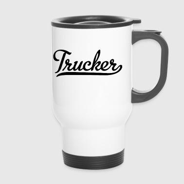 camionneur - Mug thermos