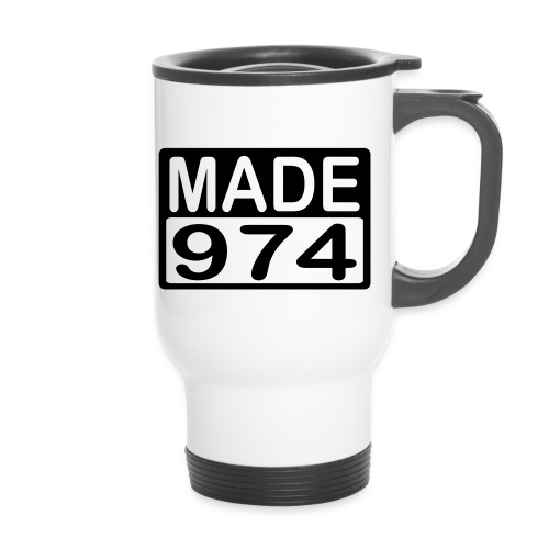 Made 974 - v2 - Tasse isotherme avec poignée