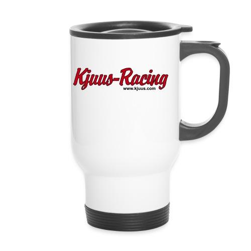 Kjuus-Racing - Termokopp med håndtak