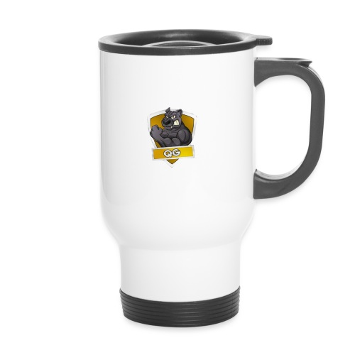 QUICK GAMING - Thermal mug with handle