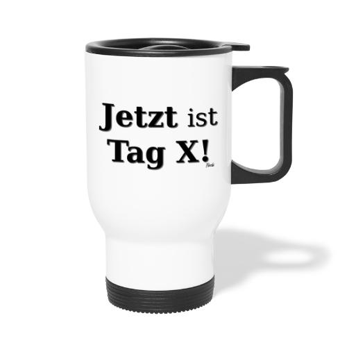 Tag X - Thermobecher