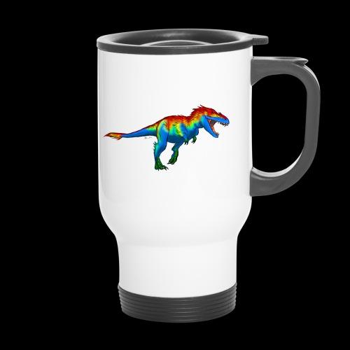 T-Rex - Thermal mug with handle